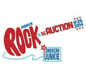 Rock the Auction! 2014 Event Tickets